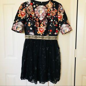 Beautiful sequin dress.